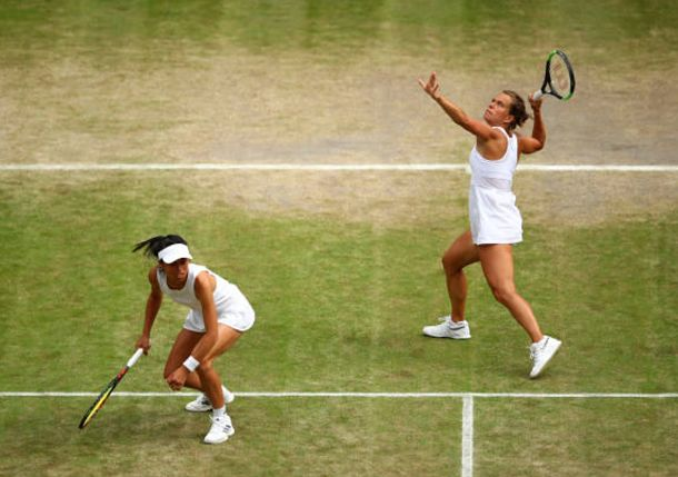 After Magical Wimbledon, Strycova is WTA's New Doubles No.1