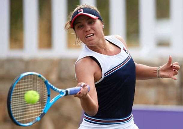 Kenin Saves Three Championship Points and Wins Mallorca