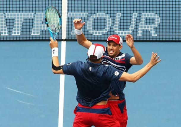 Bryan Brothers Claim Sixth Miami Open Title, 118th Overall