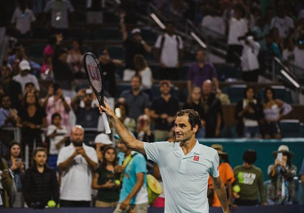 Only John Isner Stands between Roger Federer and a Fourth Miami Title