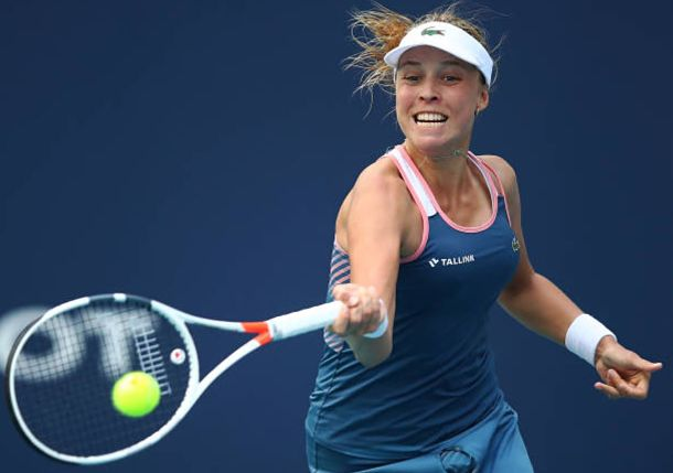 Dmitry Tursunov, Anett Kontaveit's New Coach, Wants Her to Tap into her Aggression