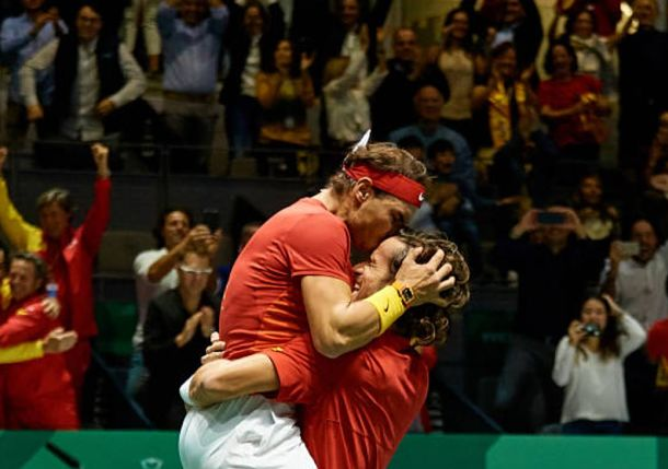 Davis Cup Finals Draw Pits Spain and Russia Again