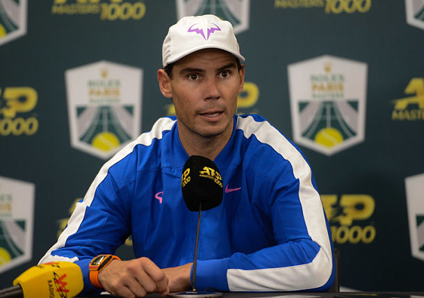 Marriage a Distraction? Nadal Hits Back at Nosy Journalist