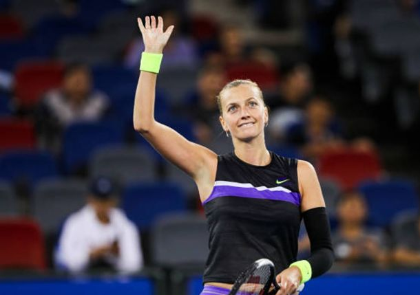 Petra Kvitova will Carry the Flag for the Czech Republic at Tokyo Olympics Opening Ceremony