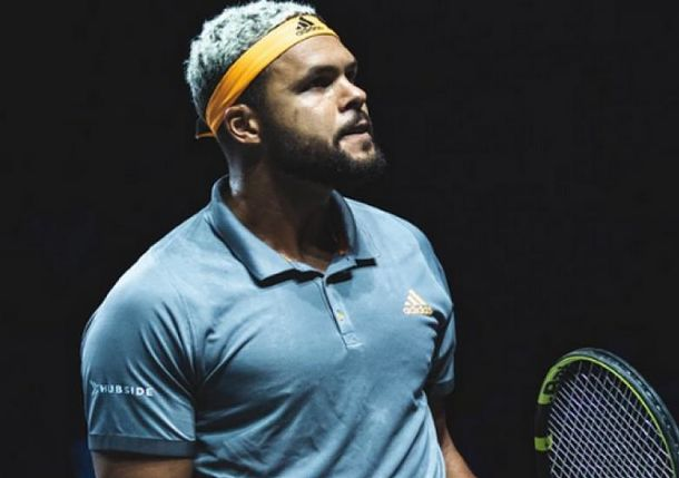 Tsonga Powers Past Bedene for Fourth Metz Title