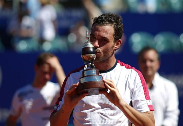Marco Cecchinato Flawlessly Dispatches Schwartzman for Buenos Aires Title