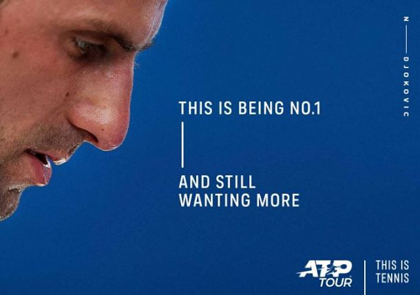 This is Tennis... ATP's New Global Campaign Kicks Off