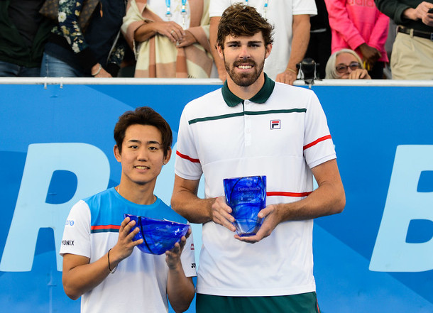 Opelka Works Overtime For Second Title in Delray Beach