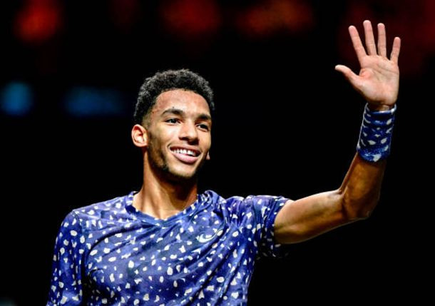 Auger Aliassime Joins Defending Champ Monfils in Rotterdam Semis