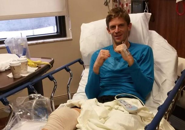 Kevin Anderson Has Knee Surgery Again, out Indefinitely