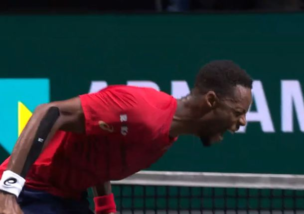 Monfils Sets Blockbuster Rotterdam Final with Auger-Aliassime