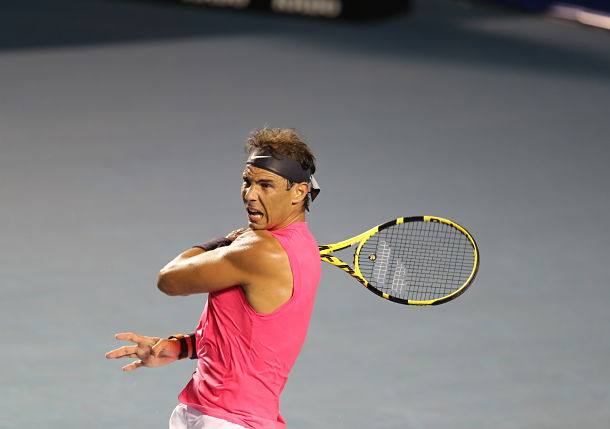 Nadal Tested by Kecmanovic but Passes with Flying Colors in Acapulco