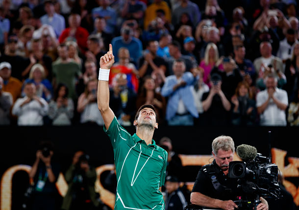 Thiem on Djokovic: He'll Be Strong As Ever in 2022