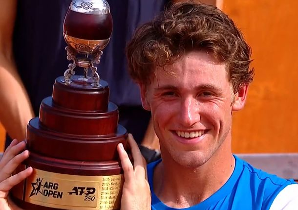 Casper Ruud Claims Maiden ATP Title at Argentina Open