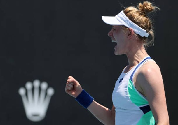 Alison Riske is Fully Embracing the Power of the Brain
