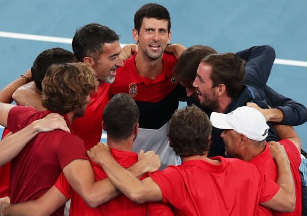 10 Things We Learned from ATP Cup