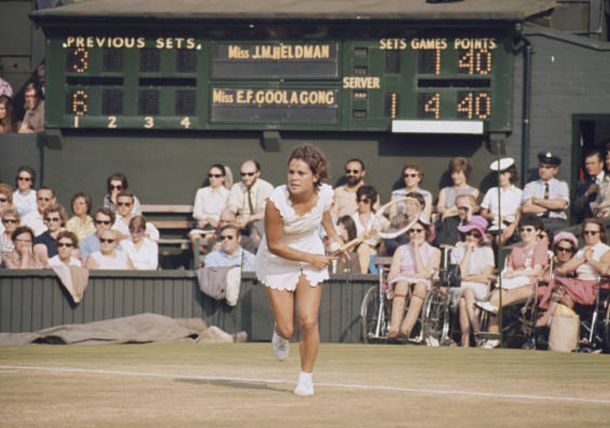 Celebrate: 40-Year Anniversary of Evonne Goolagong's Final Wimbledon Triumph