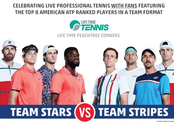 Live Tennis, with Fans, is Coming to Atlanta in July