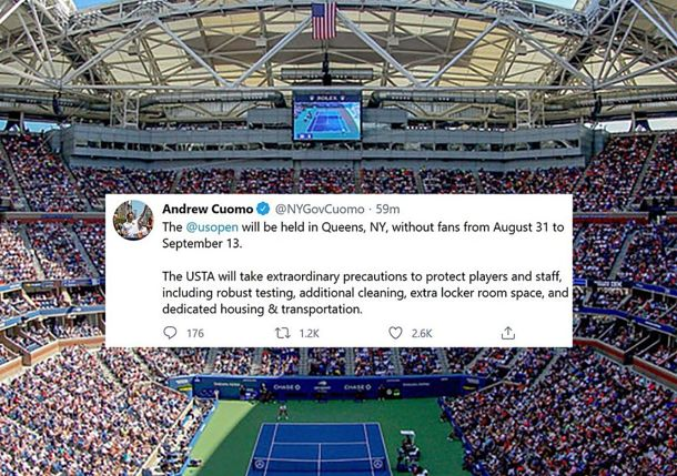 Twitter Responds to US Open Zoom Call and Tour Resumption