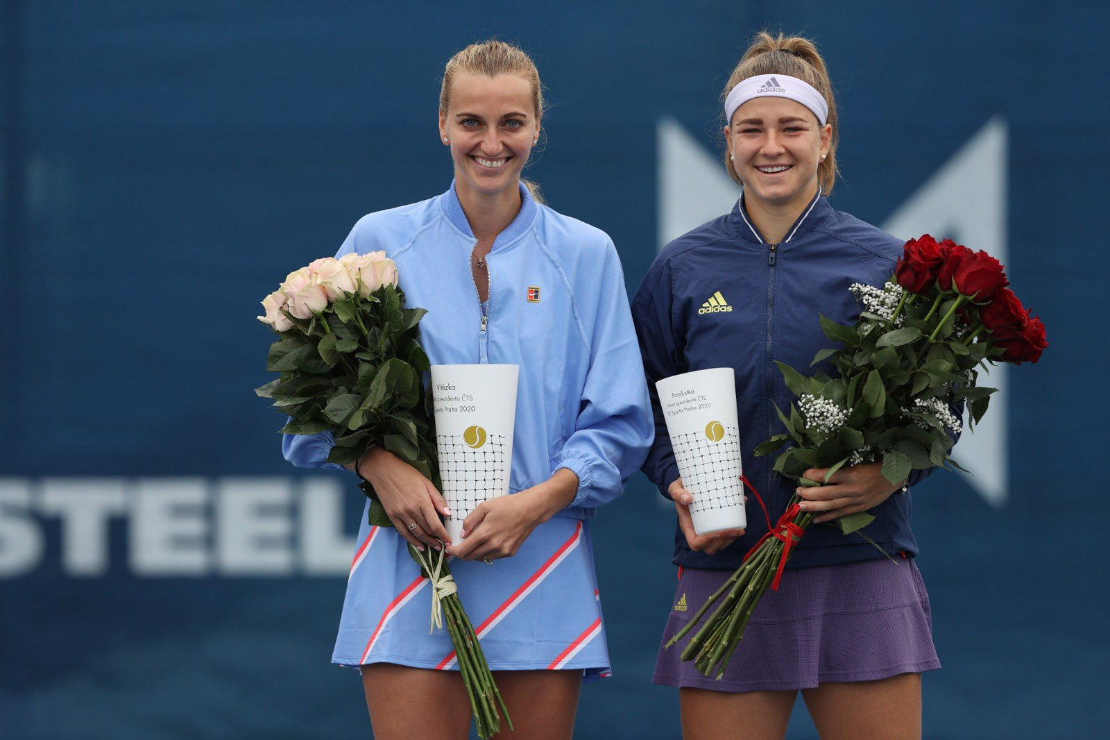 Kvitova Snags a Title in Prague