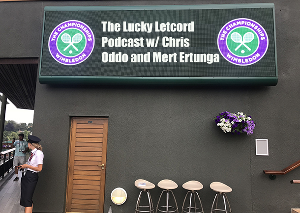 Lucky Letcord Podcast: Mert Ertunga on Tennis' Most Improved Players of 2020