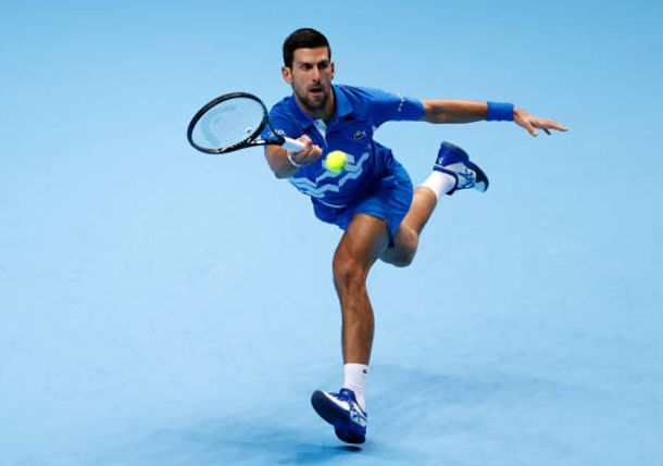 Smooth Sailing for Djokovic in ATP Finals Opener