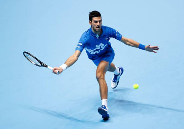 Djokovic Tops Zverev, Will Face Thiem in Semis at Nitto ATP Finals