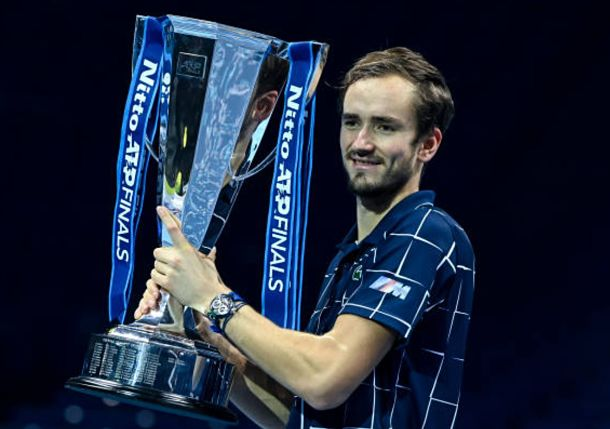 Lucky Letcord Podcast: Pagliaro on Magical Medvedev and ATP Finals