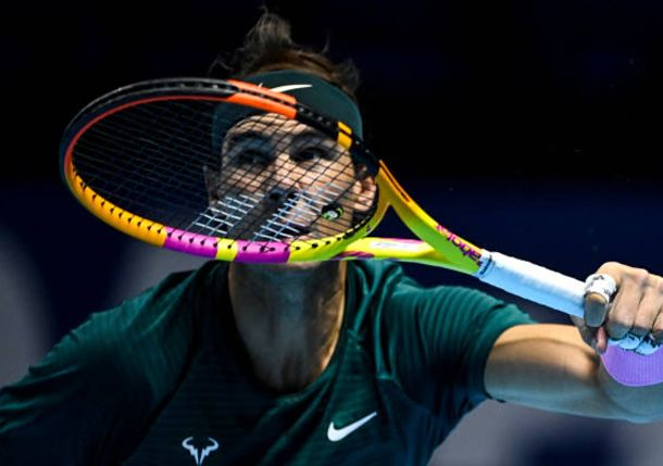 Nadal Punches Past Rublev in Nitto ATP Finals Opener