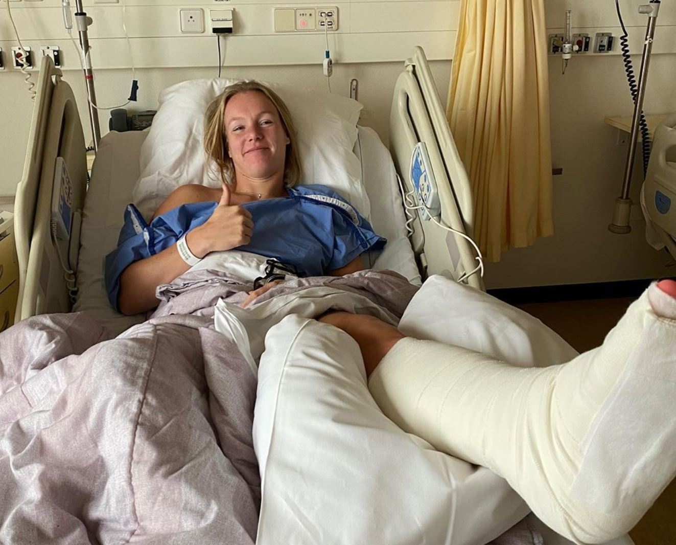 Kiki Bertens Has Achilles Surgery, Will Miss Start of 2021