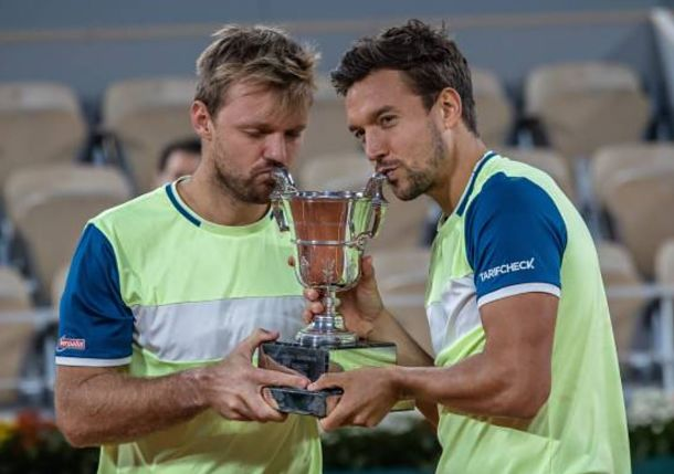 Mies and Krawietz, Germany's Kings of Clay, Remain Undefeated in Paris