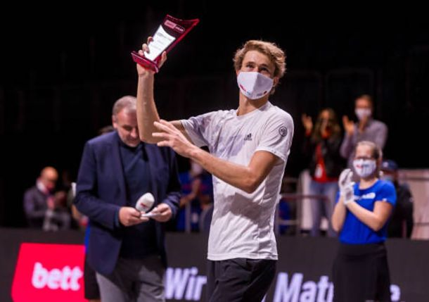 Colossal in Cologne: Zverev Tops Schwartzman and Doubles up on Home Soil