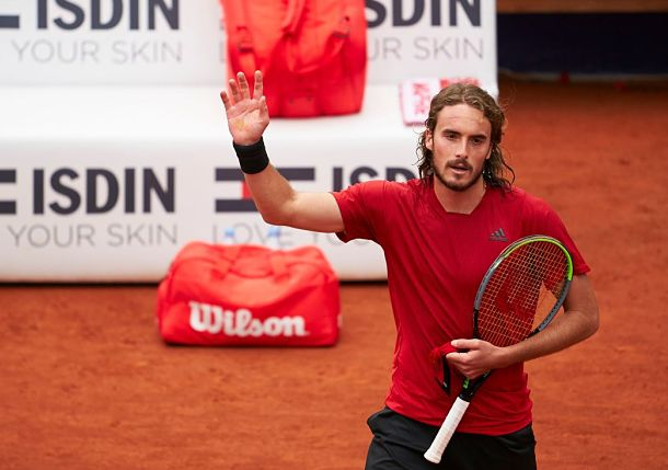 Tsitsipas Sets Sights on Streamlined Tennis and Top 3 Ranking