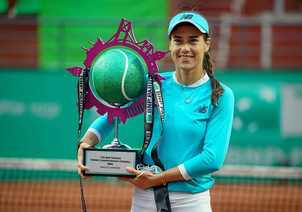 Cirstea Finds her Joy, and First Title Since 2008, at Istanbul