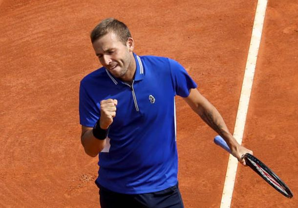 Evans on Musetti: He's a good tennis player, but he's got no manners