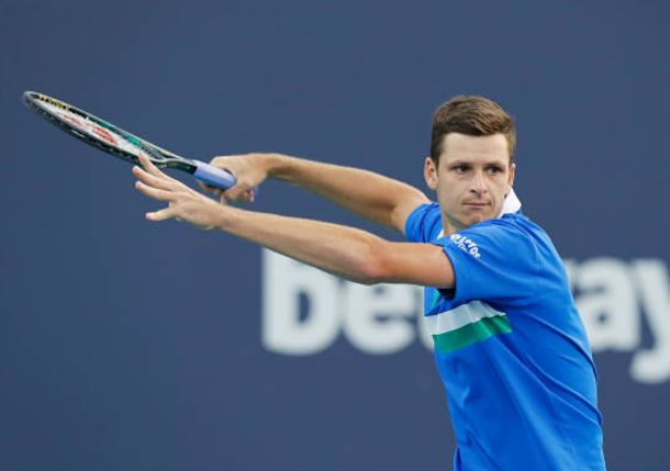 Hubert Hurkacz Stops Rublev in Miami to Reach First Masters Final