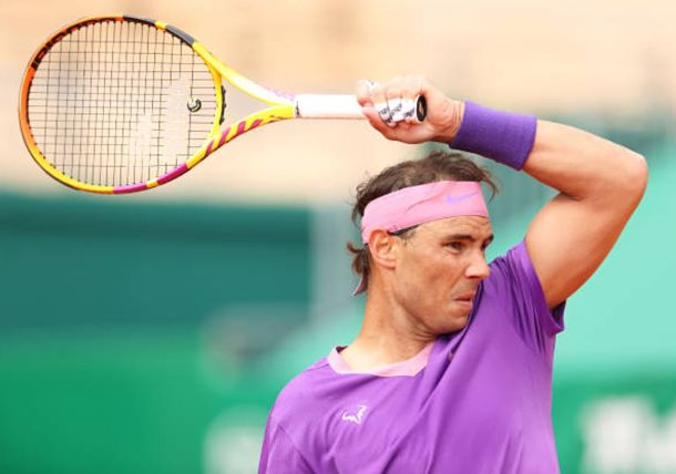 Lucky Letcord Podcast: Nadal Shocked! Djokovic Shocked! What's going on at Monte-Carlo this week?