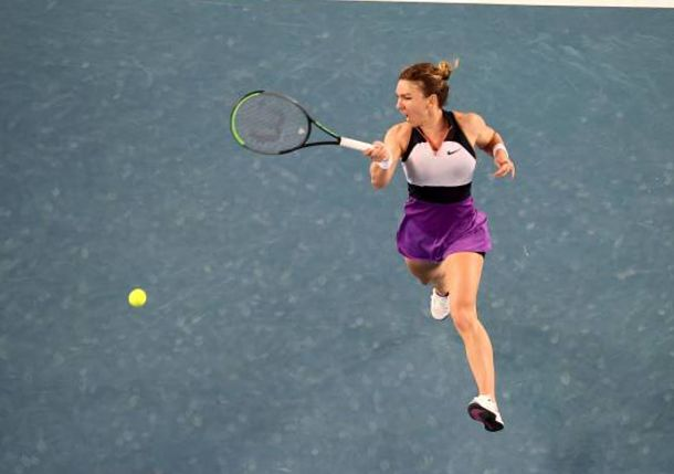 Halep Survives, Osaka and Swiatek Drop Dimes