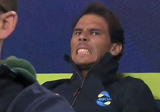 The Many Faces of Rafael Nadal, ATP Cup Version