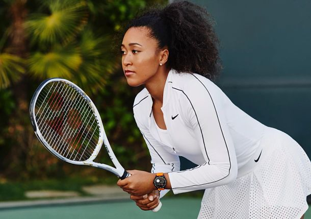 Naomi Osaka Adds Tag Heuer to Her Growing Endorsement Portfolio