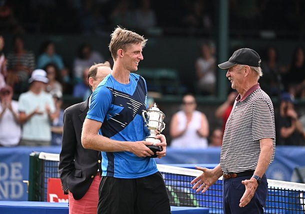 Kevin Anderson Defeats Jenson Brooksby for First ATP Title Since 2019