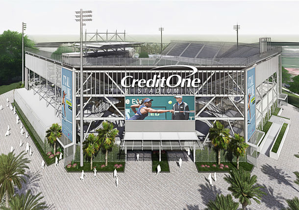 Volvo Car Open Unveils New Title Sponsor to Go with Renovated Credit One Stadium