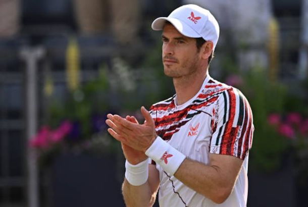 Andy Murray Makes Emotional Winning Return at Queen's Club