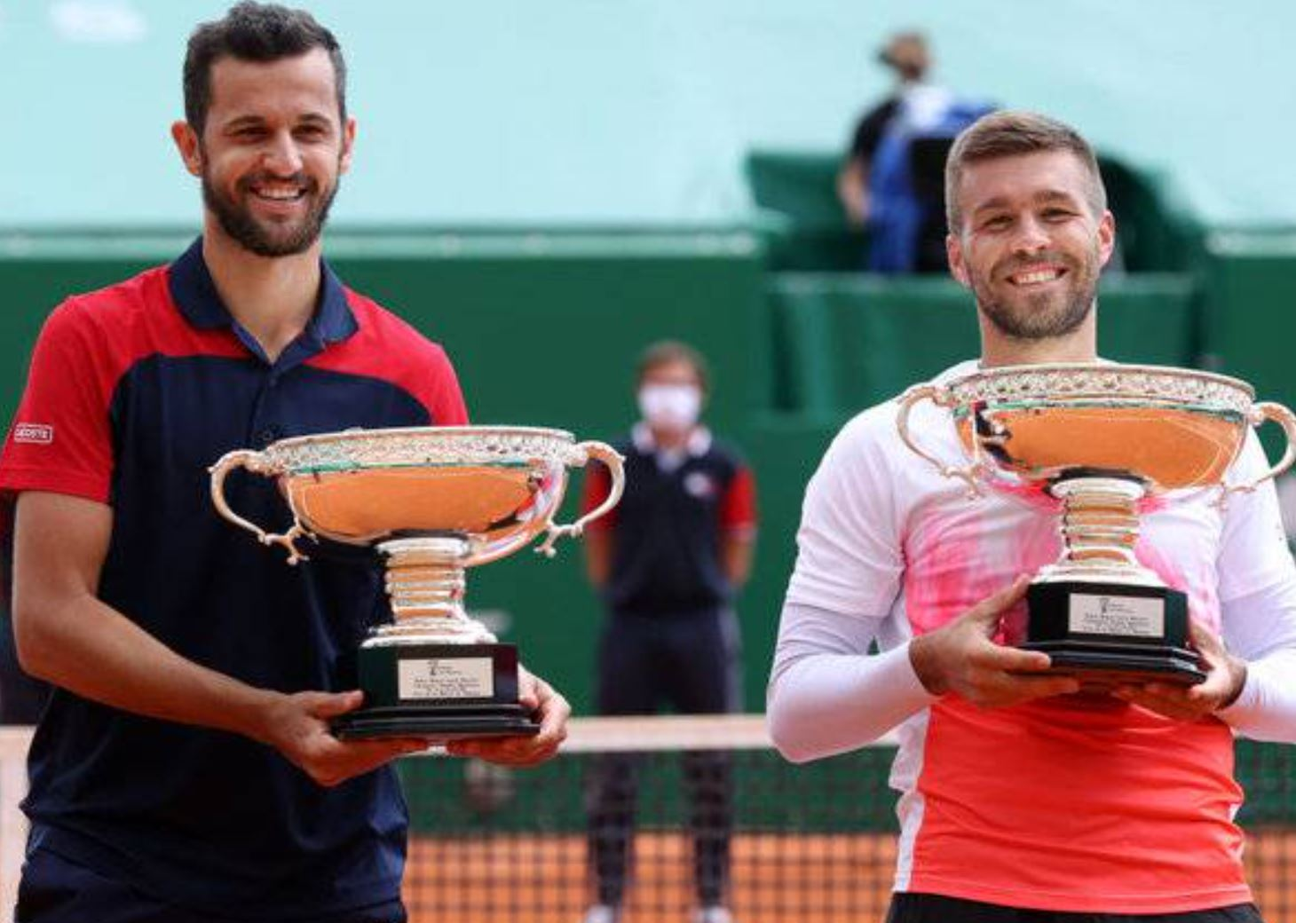 Mektic and Pavic, Top Seeds, Ruled out of Roland-Garros Due to Positive Covid-19 Test
