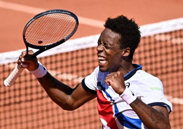 Gael Monfils Shows Support for Naomi Osaka, and Respect for Her Contribution to Tennis