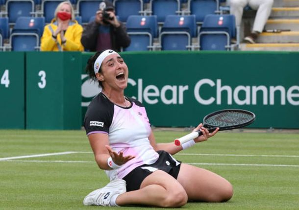 Ons Jabeur Defeats Kasatkina to Become WTA's First Arab Champion