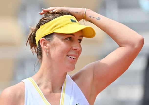 Pavlyuchenkova's Loving and Hating Roland-Garros, and On the Cusp of a Career Moment