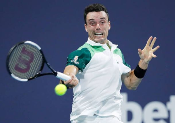 Bautista Aguts' Takedown of Medvedev Means New Masters Champion in Miami