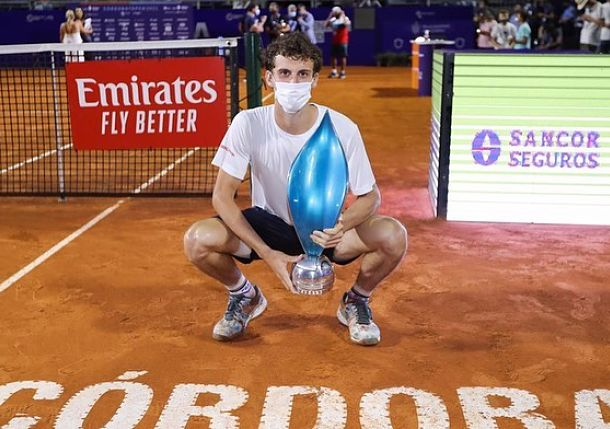 ATP Debutant Juan Manuel Cerundolo Makes History at Cordoba Open
