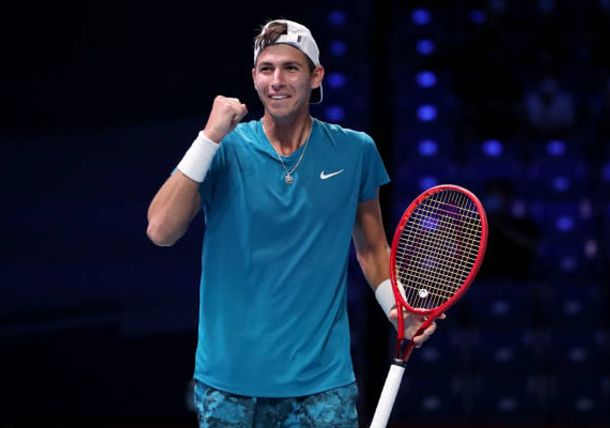 Alexei Popyrin Claims Maiden ATP Title with Victory over Bublik in Singapore
